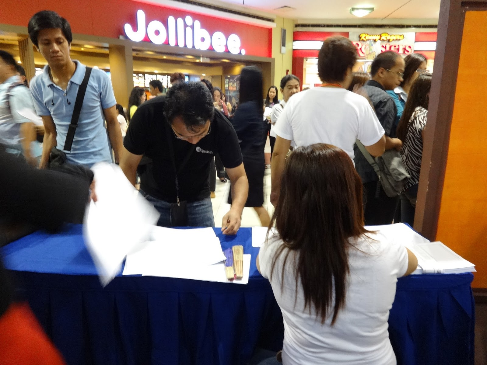 my so called life sm city san lazaro s job fair two thumbs up in this line what are some of the advantages of going to job fair