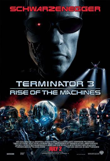 Terminator 3 Rise Of The Machines กำเนิดใหม่เครื่องจักรสังหาร