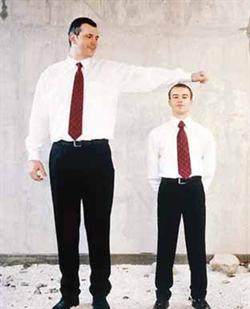 حقائق مذهلة: هل تصدق ..زيادة طول الرجل الاوروبي 11 سنتيميترا خلال قرن