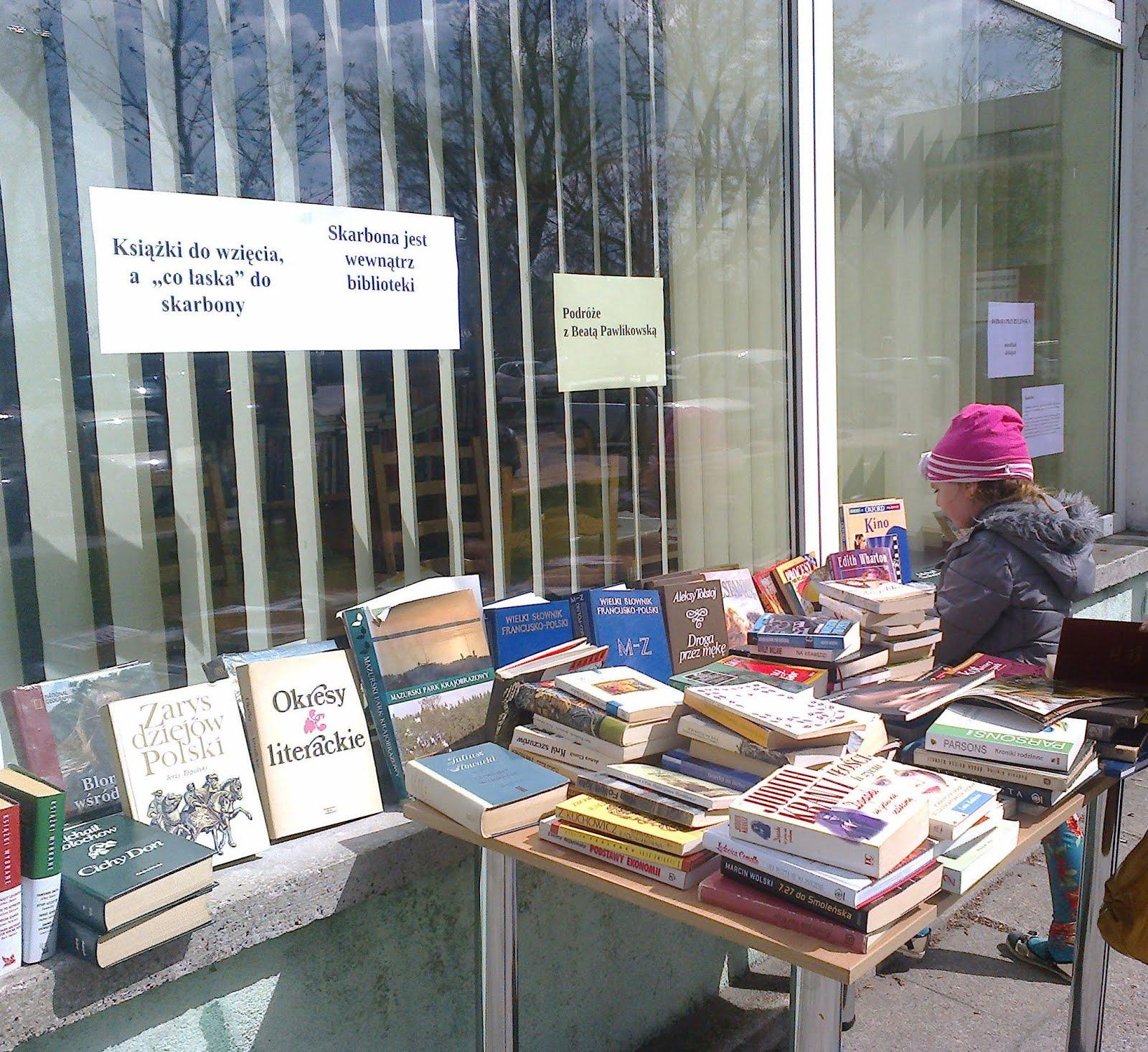 Kiermasze książek