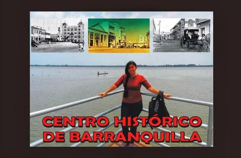 CENTRO   HISTORICO  DE   BARRANQUILLA