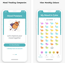 Lifestyle App of the Month - Mood Potatoes