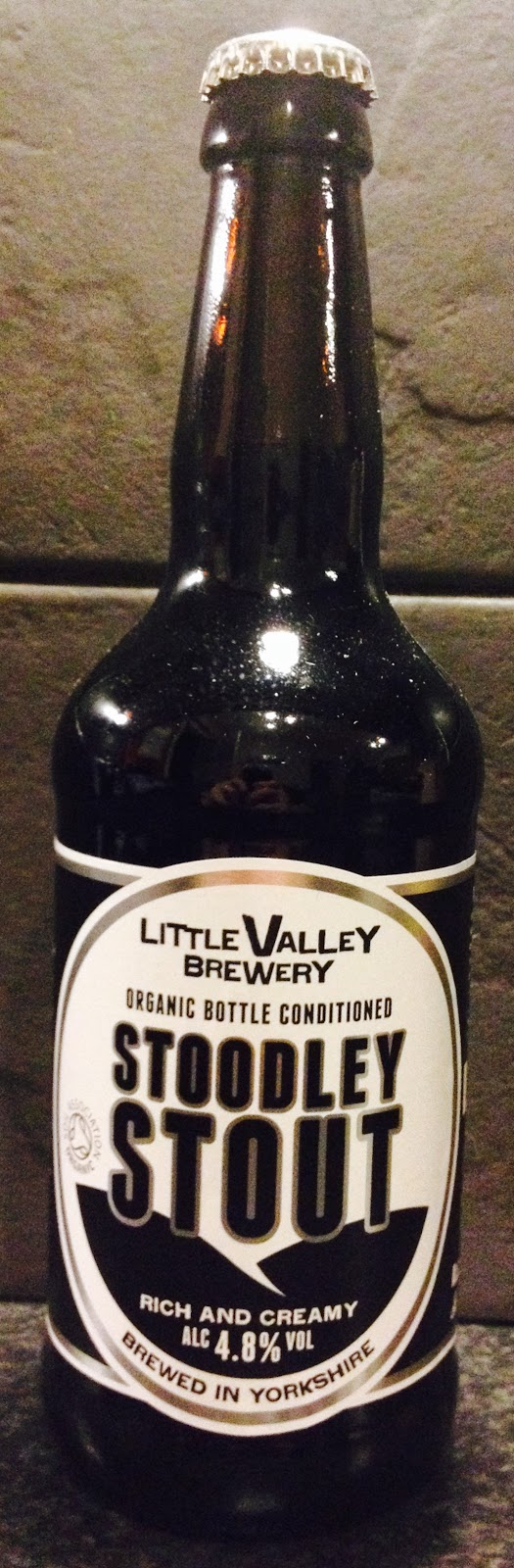 Stoodley Stout (Little Valley Brewery)