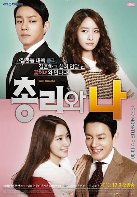 Film dizi anime, Kore dizisi, The Prime Minister And I, Başbakan ve Ben, Yoon Shi Yoon, Chae Jung An, Ryu Jin, Yoona, Lee Beom-Soo