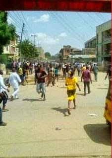 catholic church bombing in kano