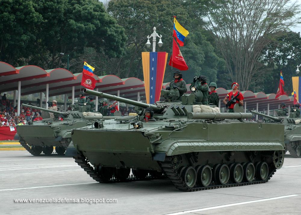 BMP-3 Vehículo militar de Infantería Venezuela+Defensa-023