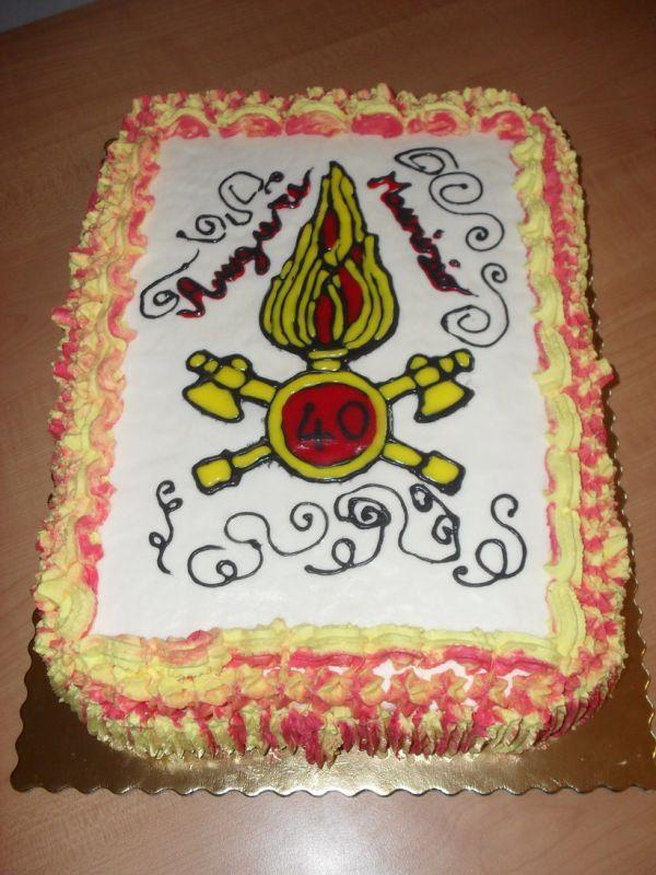 il mondo creativo di laura torta per un vigile del fuoco