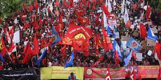 Upah Buruh Indonesia Paling Rendah