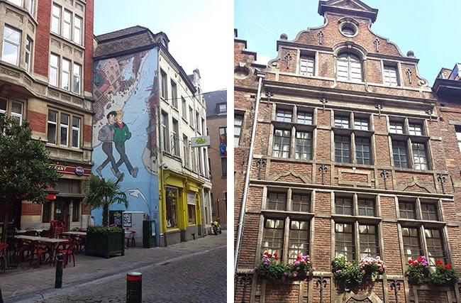 Viaggio a Bruxelles