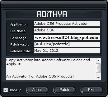 Adobe All CS6 Product Patch: