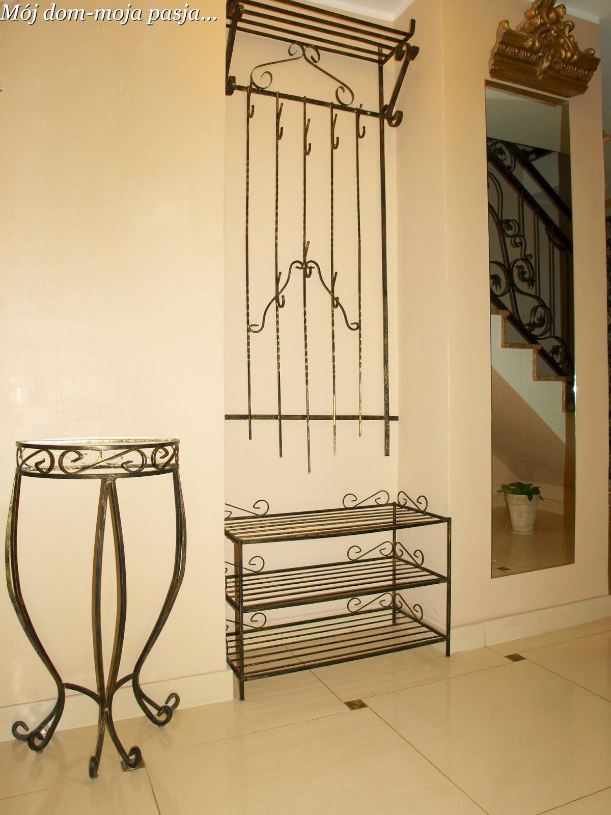 mój dom moja pasja , meble kute , metaloplastyka, dekoratornia , blogi wnętrzarskie