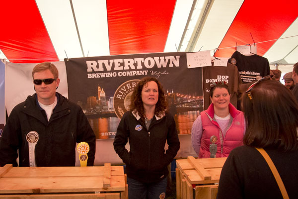Rivertown at East Nashville Beer Festival