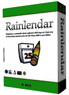 id Rainlendar Professional v 2.10 Build 120 Incl Keygen br