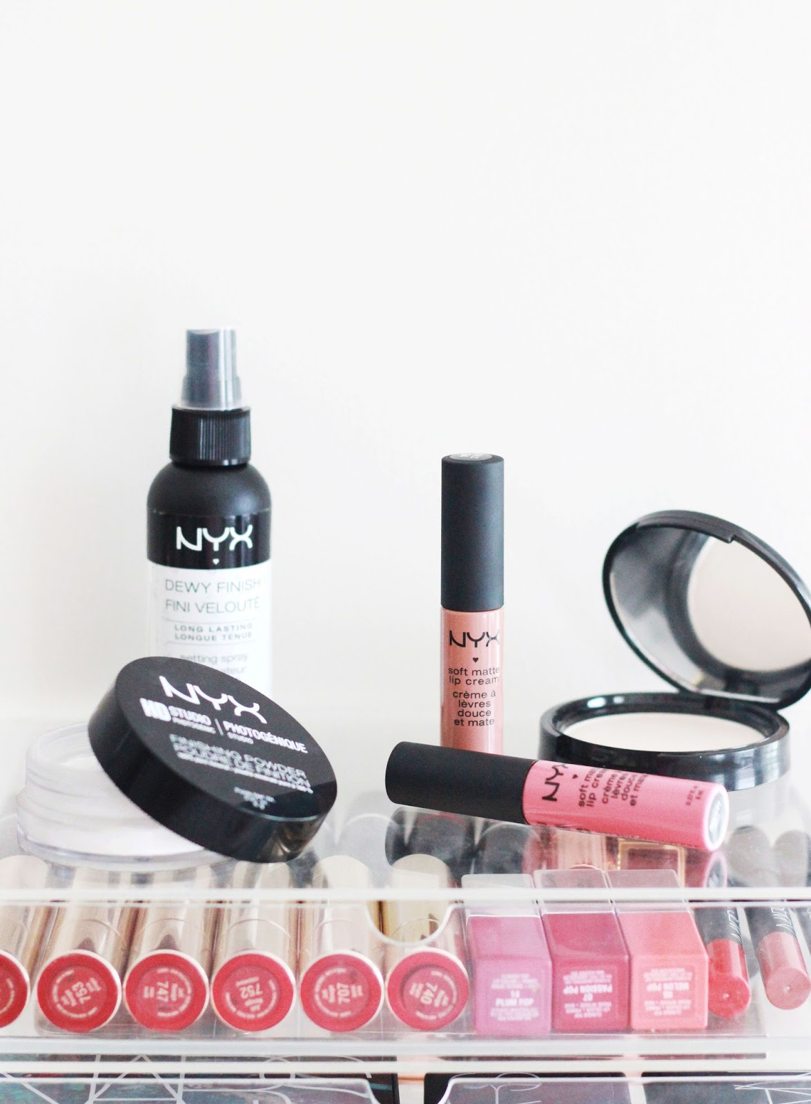 NYX Makeup Must Haves