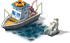 mun fishingboat PKDX 3 - Materiais para a Zona de Pesca no CityVille !