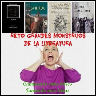 Grandes monstruos de la literatura