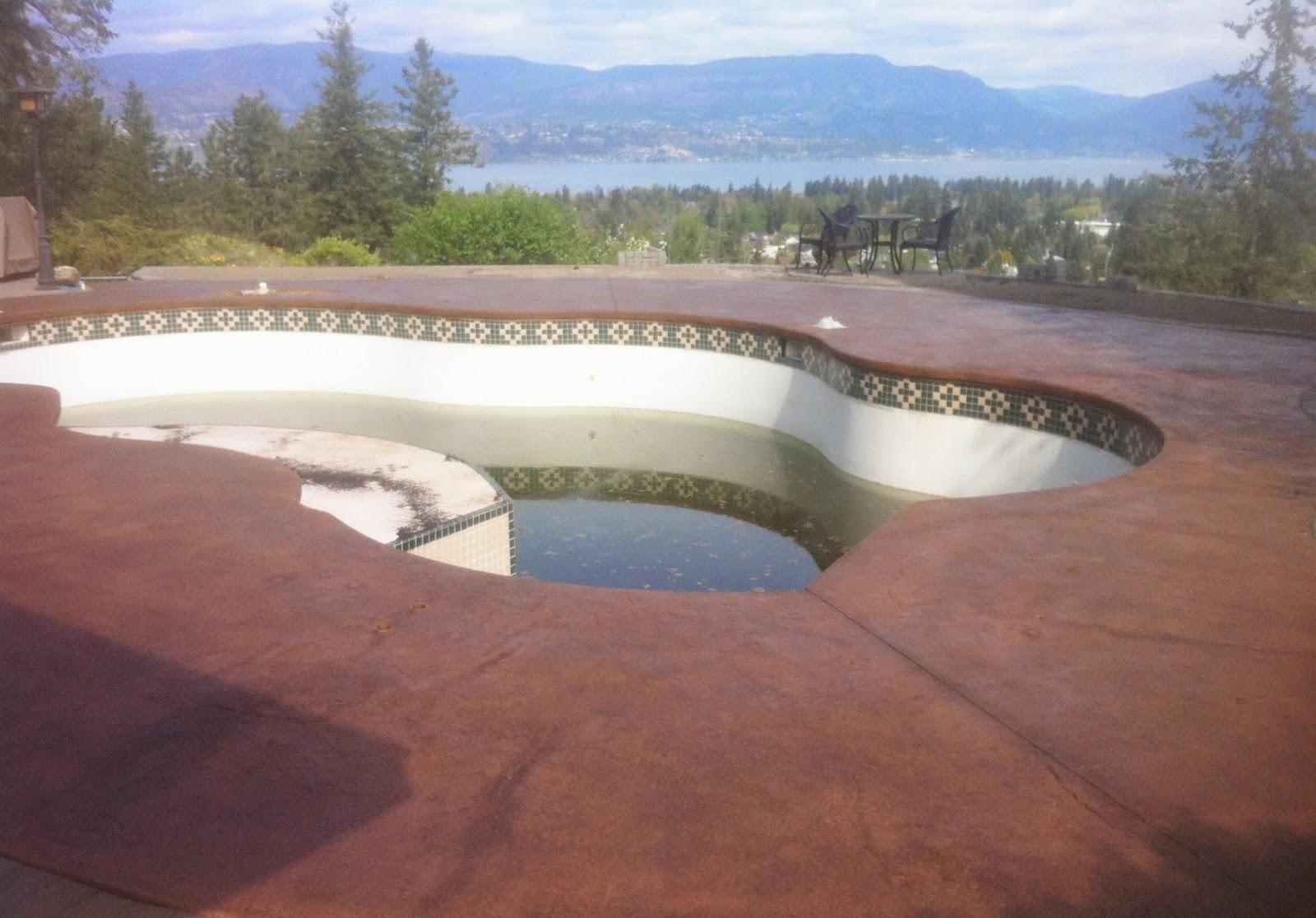 mode concrete: pool decks, driveways, patios, floors - expert