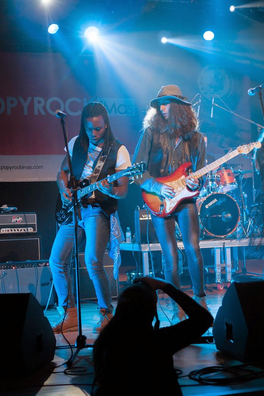 White Coven Ganadores en el concurso PopyRockiMas