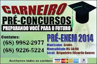 CARNEIRO PRÉ-CONCURSOS