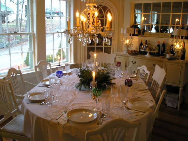 Decorating Dining Room