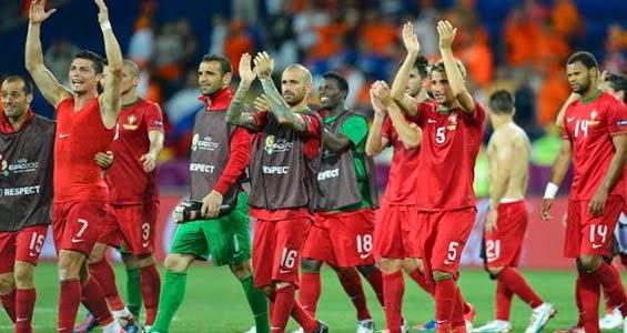 Skuad Timnas Portugal di Piala Dunia 2014