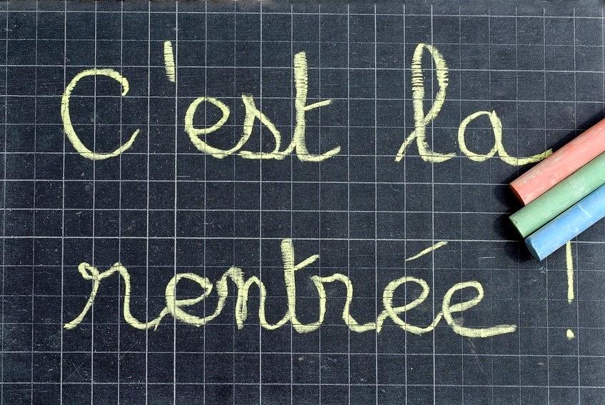C'est la Rentrée and it's complicated!