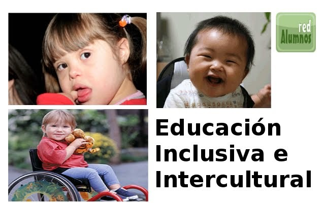 "Curso gratuito de ""Educación Inclusiva e Intercultural"""