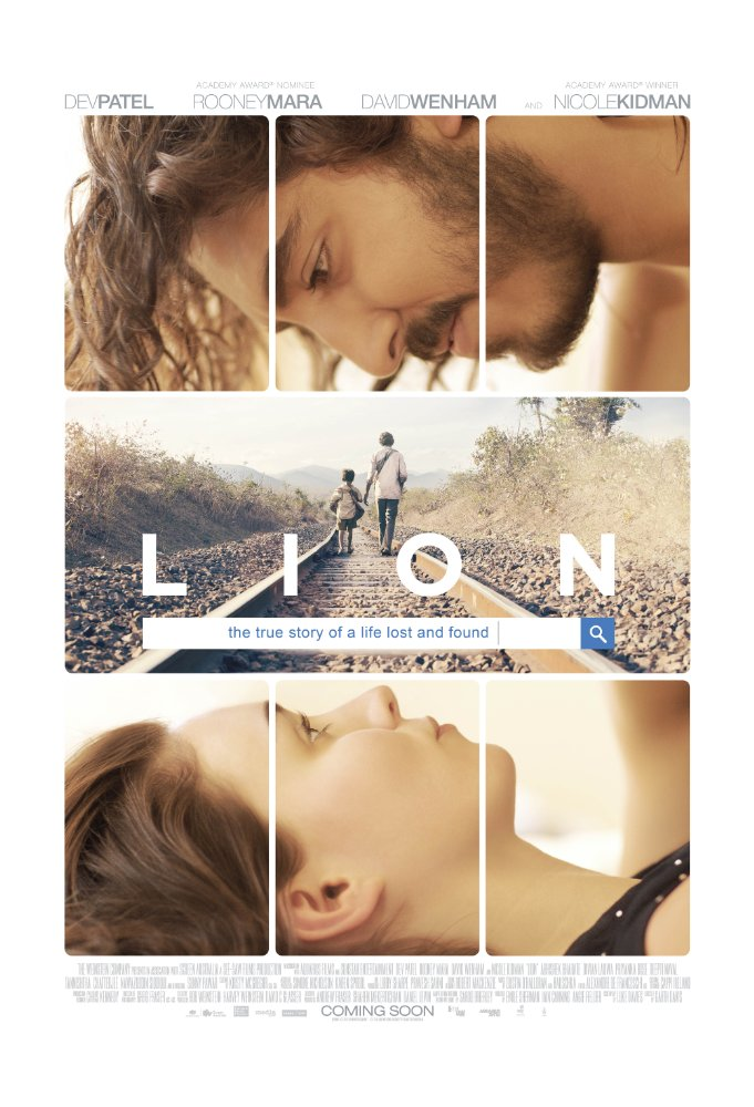 Lion (2016) Movie (English) BluRay 720p [900MB]