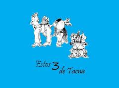 Poéticas del Desierto (Estos 3 de Tacna)