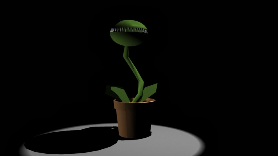 Venus Fly Trap Animation Venus Fly Trap Animation