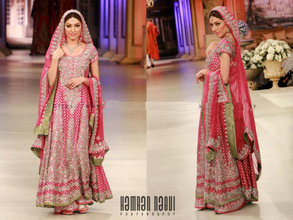 Pantene Bridal Couture Week 2013