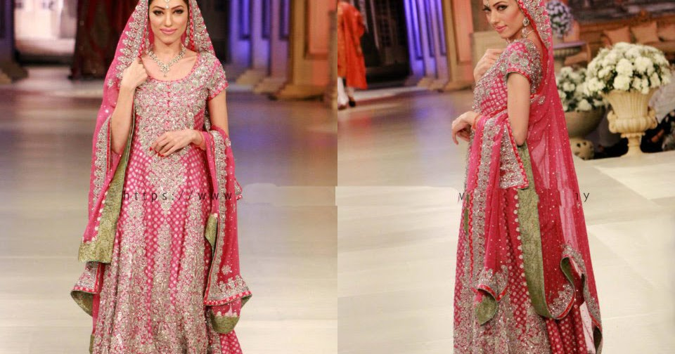 Pantene Bridal Couture Week 18th March 2013 By Style 360 Fashion Photos