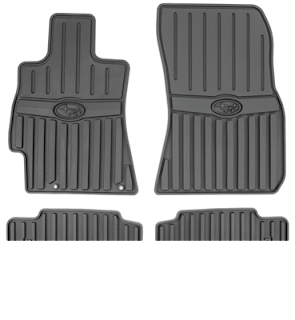Subaru All Weather Floor Mats