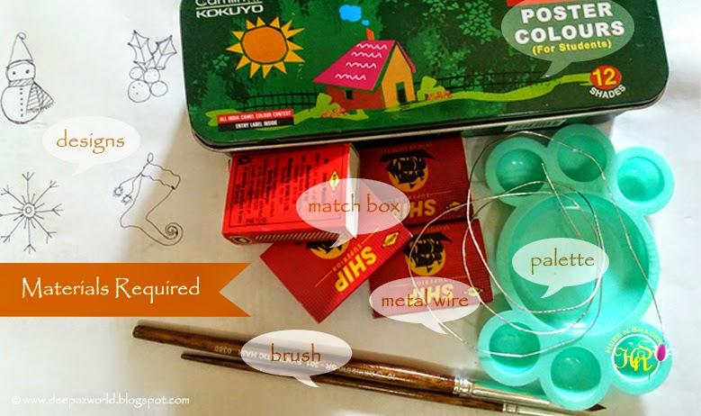matchbox-ornament-materials-HuesnShades