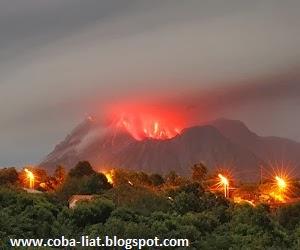 Gunung berapi terpopuler didunia