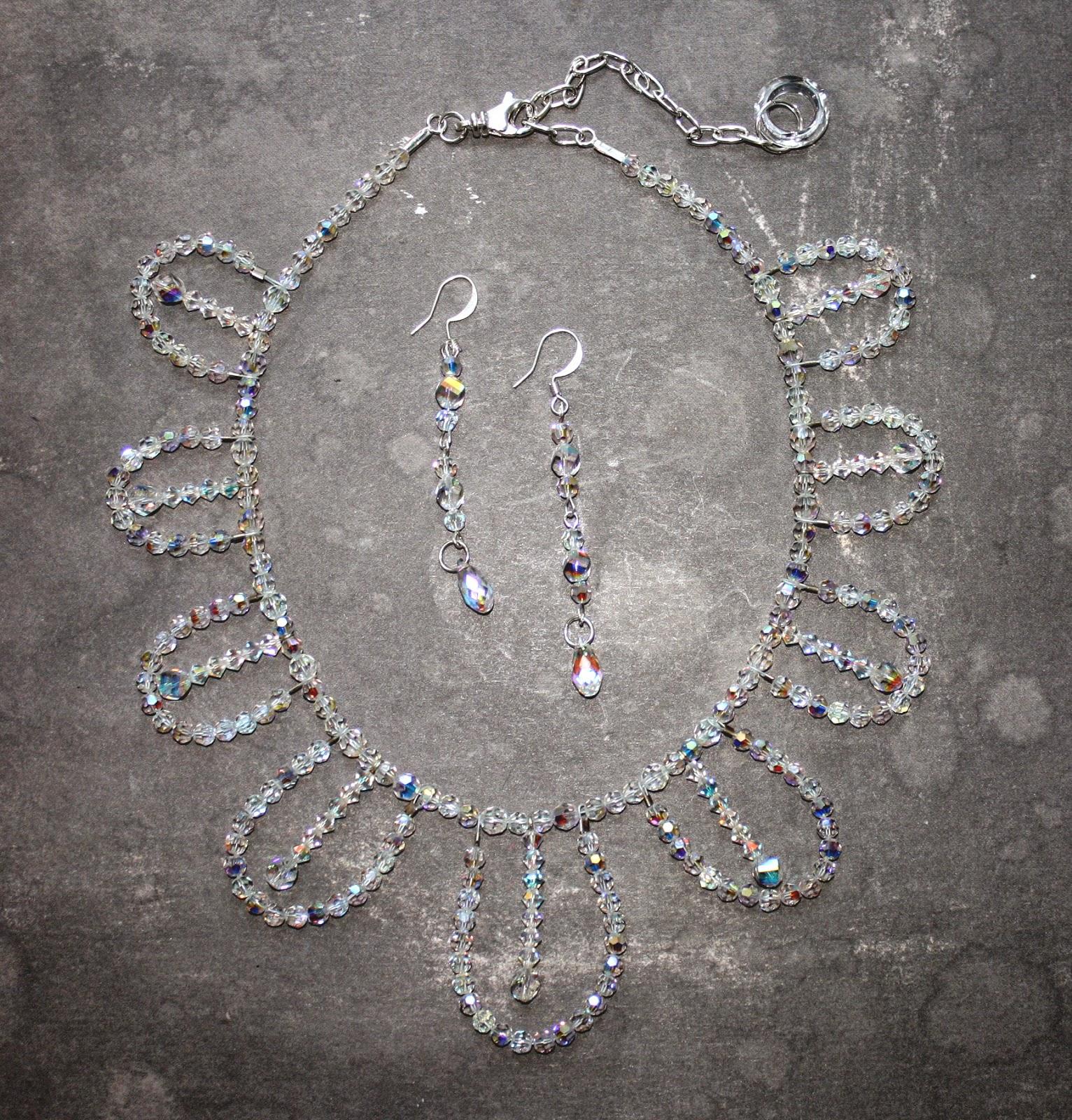 Swarovski Silver Band Ring