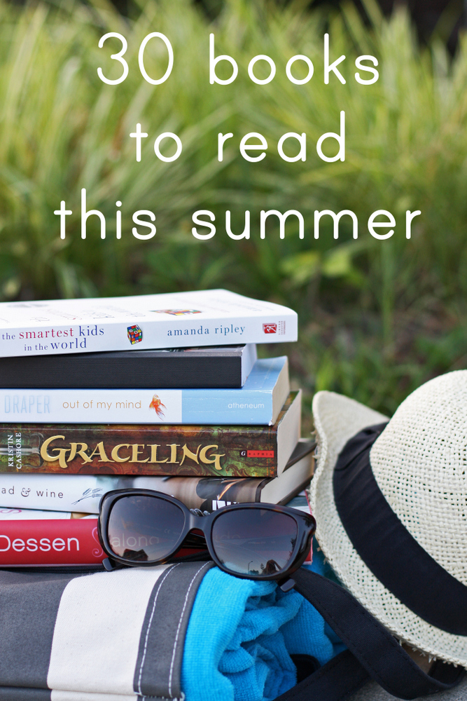 The 2015 Summer Reading Guide. Whether you're looking for chick lit or non-fiction or something to read with your kids, there is something for everyone on this year's list!