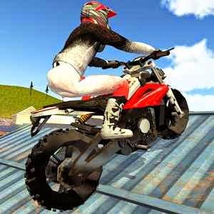 Daredevil Stunt Rider 3D Full Apk İndir