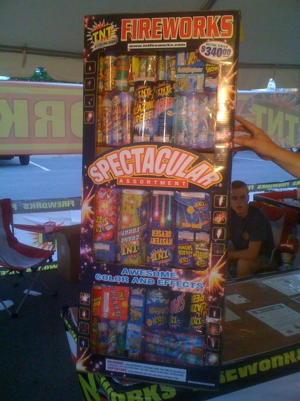photo regarding Tnt Fireworks Coupons Printable identify Tnt fireworks tent coupon codes : Coupon workers parking msp
