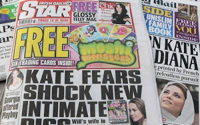 Akhbar Ireland minta maaf