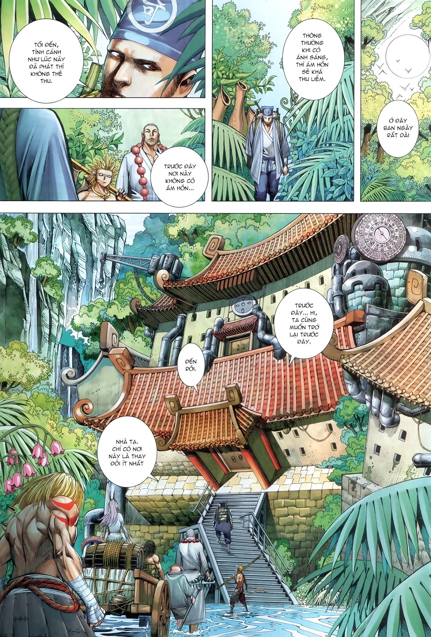 Tây Du Chap 125 - Trang 21