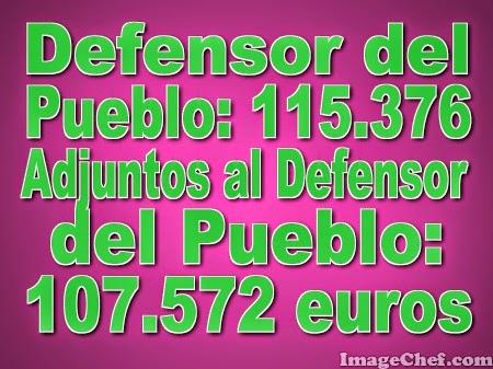 Respuestas absurdas y mentiras del hospital, Defensor del Pueblo, Junta de Andalucía, entre otros.