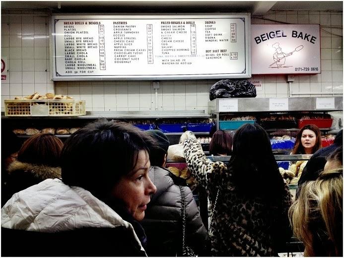 Bagel Shop East London