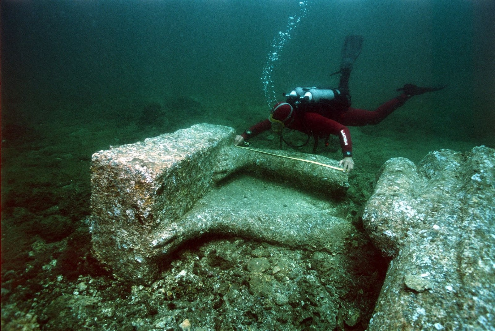 Ancient Cities 6: The Underwater Gods of Thonis-Heracleion ...