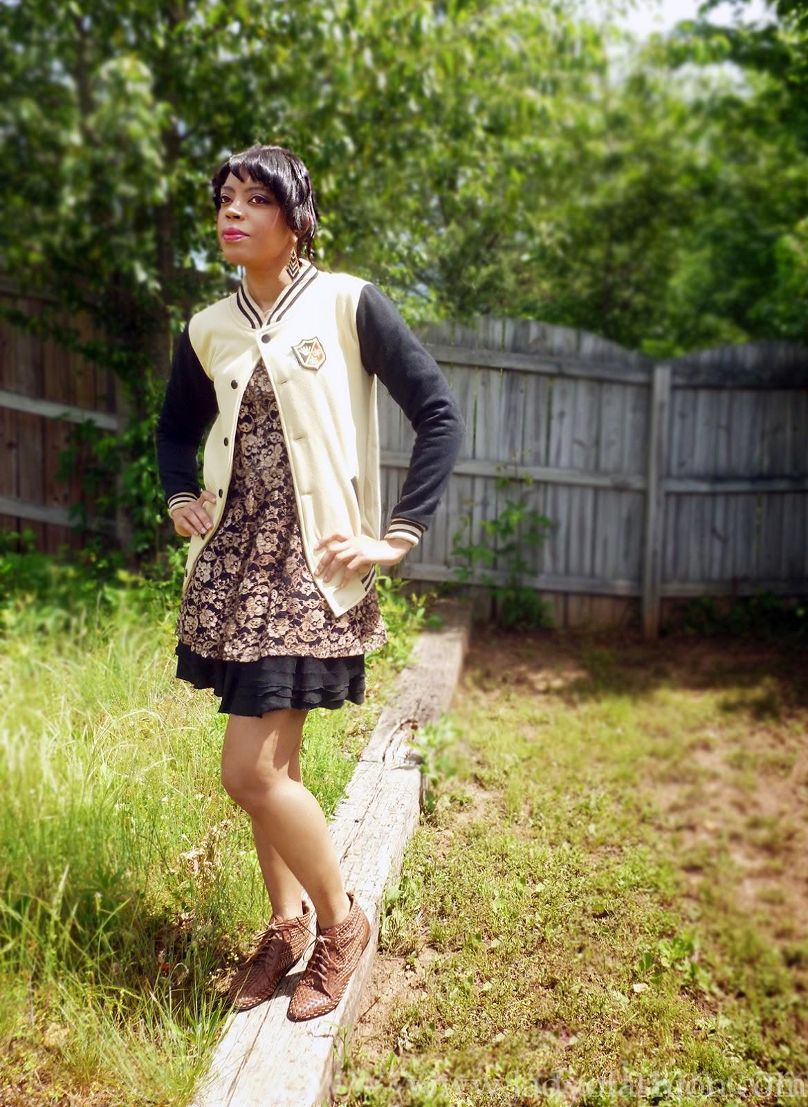 OASAP street style blogger