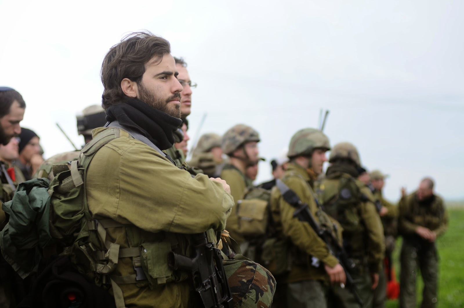 Ori Issachar - Israeli Pathfinder Flickr_-_Israel_Defense_Forces_-_The_IDF_Honors_Its_Reservists