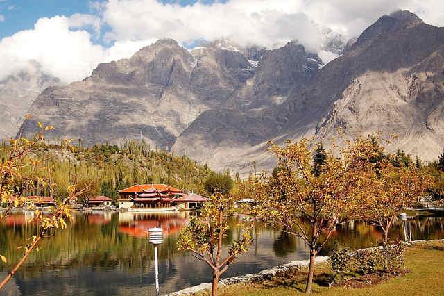 Shangrila Lake Skardu