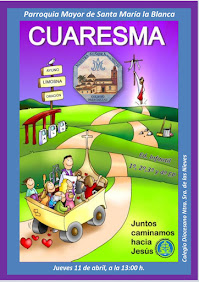 Celebración Cuaresmal (Ed. Infantil / 1º, 2º, 3º y 4º EP)