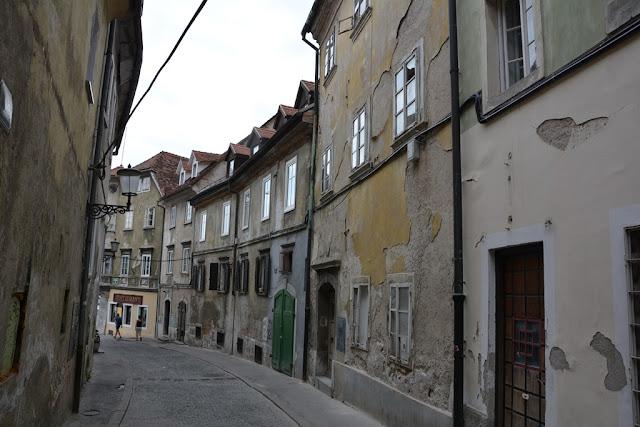 Ljubljana aley