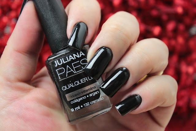 Juliana Paes, atriz, celebridade, lançamento, esmalte, mão feita, recebidos, coleção, fashion mimi, beleza